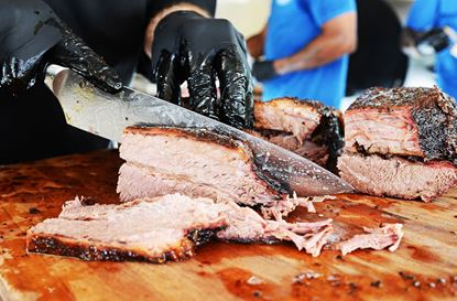 Picture of Smoked Prime Angus Brisket (1 lb)
