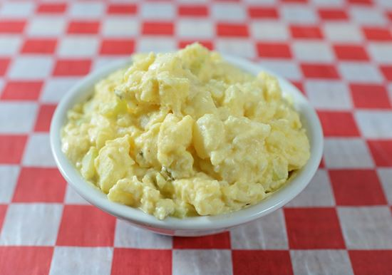 Picture of Southern Style Potato Salad Single