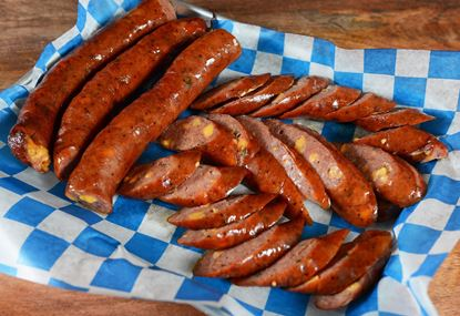 Picture of Jalapeno Cheddar Sausage (1/2 lb)