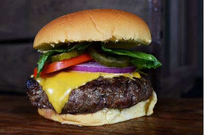 Picture of Prime Steakhouse Burger