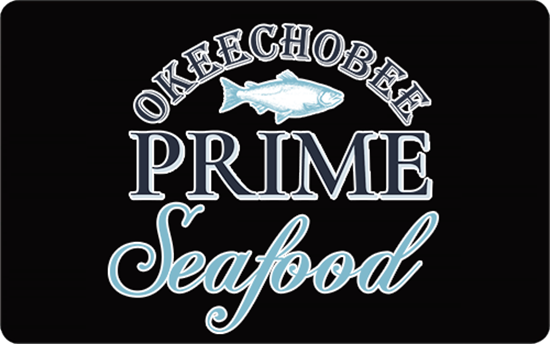Picture of $25 Okeechobee Prime Seafood Gift Card