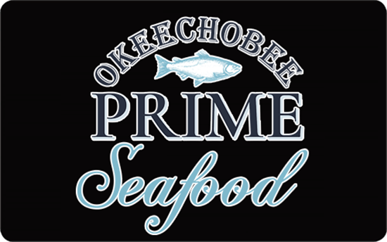 Picture of $75 Okeechobee Prime Seafood Gift Card