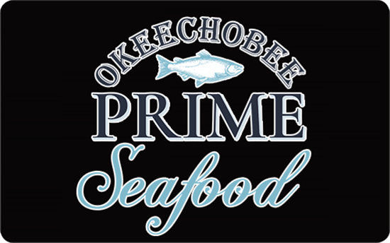 Picture of $100 Okeechobee Prime Seafood Gift Card