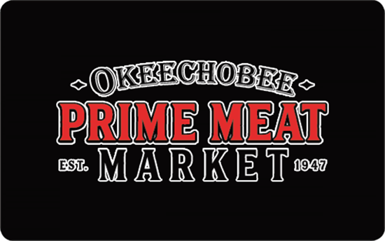 Picture of $100 Okeechobee Prime Meat Market Gift Card