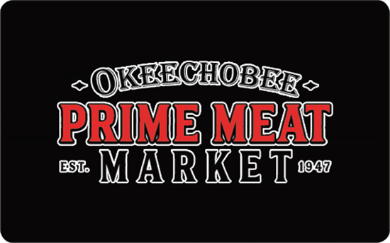 Picture of $250 Okeechobee Prime Meat Market Gift Card