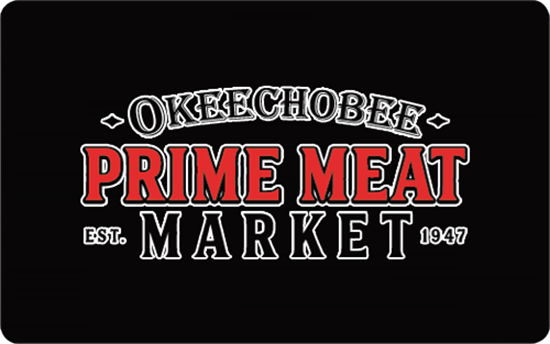 Picture of $500 Okeechobee Prime Meat Market Gift Card